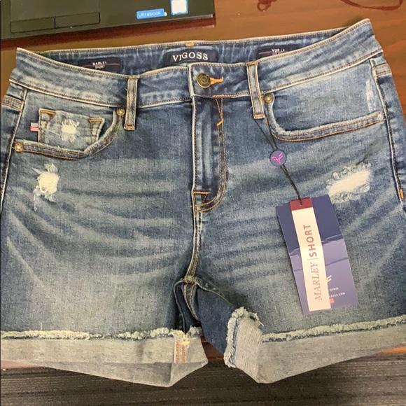 Vigoss Pants - Vigoss size 28 shorts - brand new!